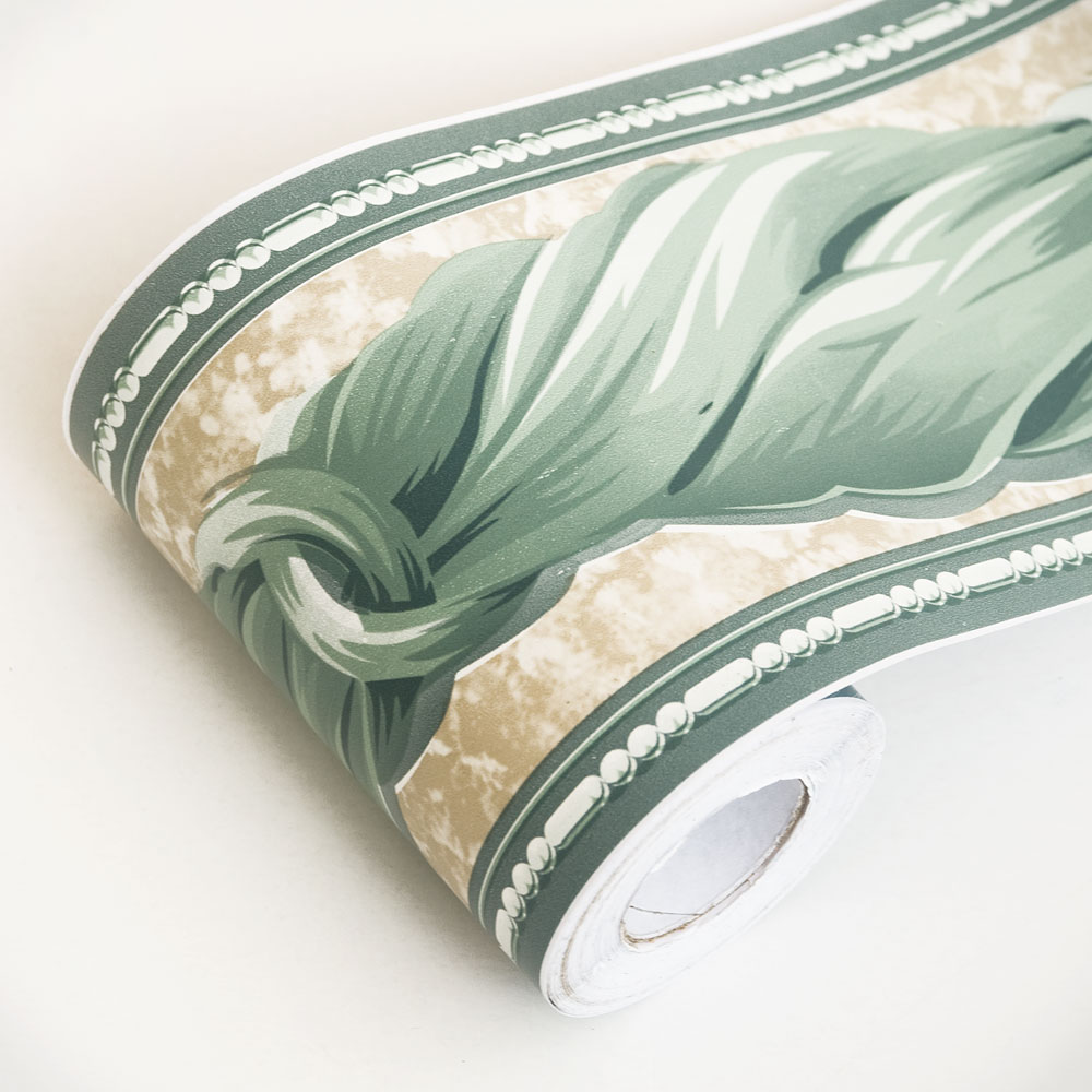 Decorative Wall Paper Trim : Fit figures manual to keep and healthy