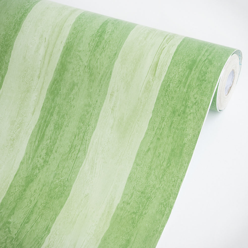 Green Stripe - Self-Adhesive Wallpaper Home Decor(Roll)