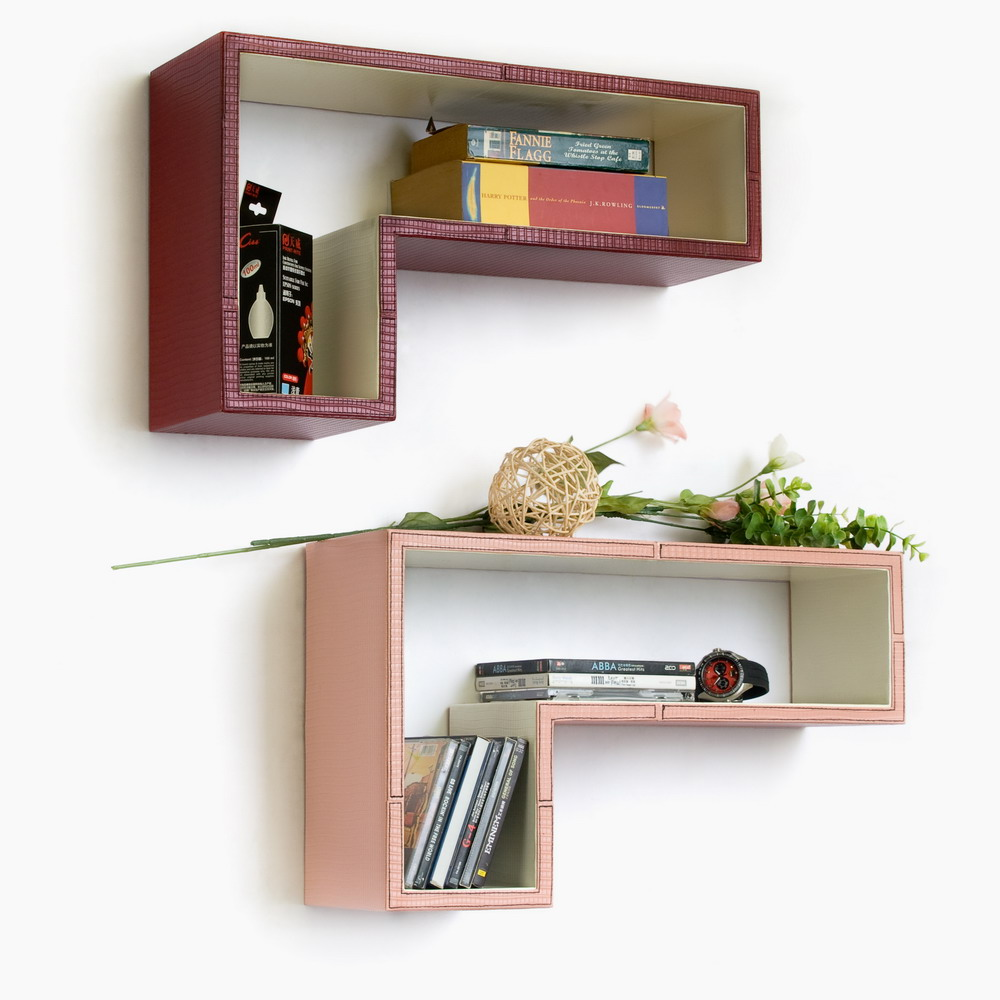 Decorative Floating Wall Shelf